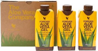 Forever Aloe Vera Gel Mini Tri-pack