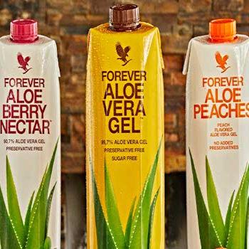 Forever Aloe Drinking Gels